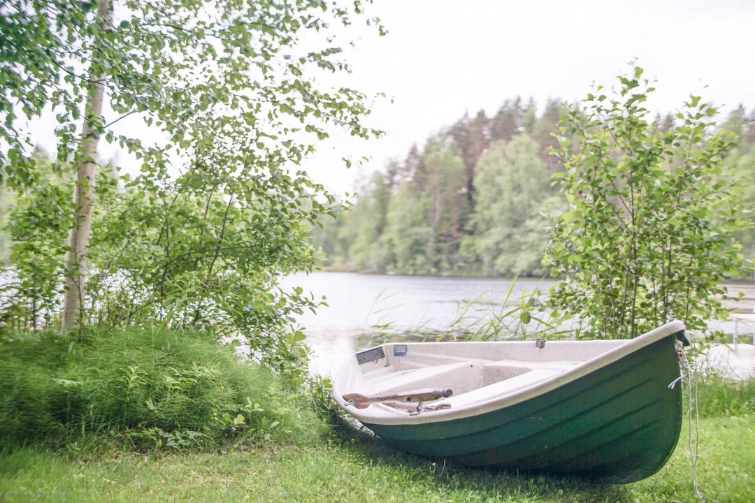 Summer cottage Finland Finnish Lakeland-28