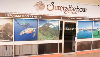 Sutera Harbour Office