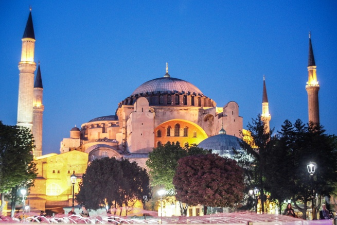 Things to do in Istanbul - Hagia Sophia