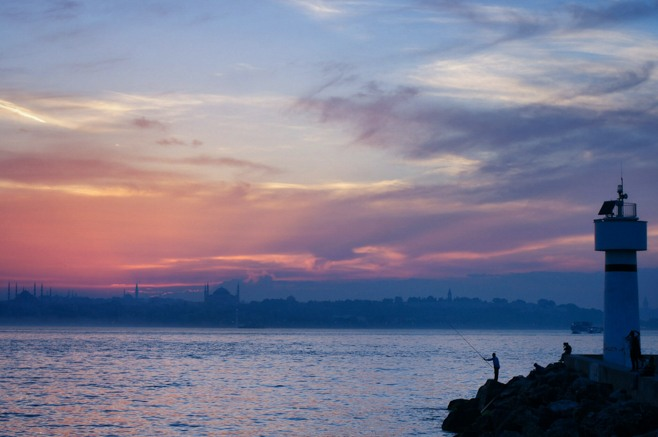 Things to do in Istanbul - Asian side sunset