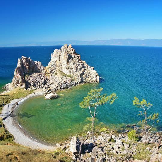 Olkhon Island, Lake Baikal, Russia