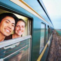 Trans-Mongolian Railway Beijing to Ulaanbaatar