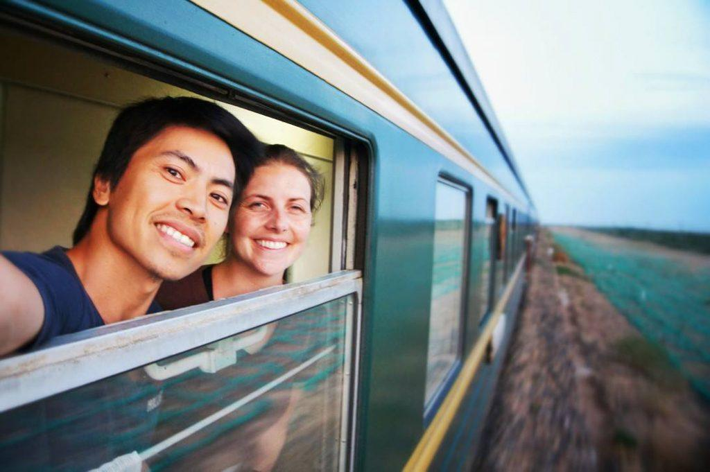 Trans-Mongolian Beijing to Ulaanbaatar