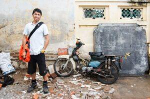 Viet Kieu returns to Vietnam