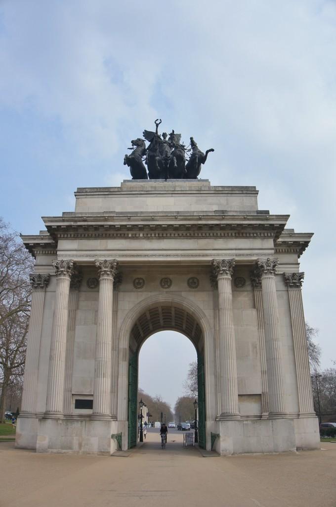 Wellington Arch, London