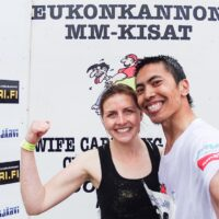 Wife Carrying World Championships Finland