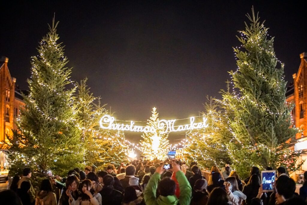 Yokohama German Christmas Market Tokyo
