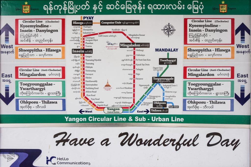 communication myanmar travel