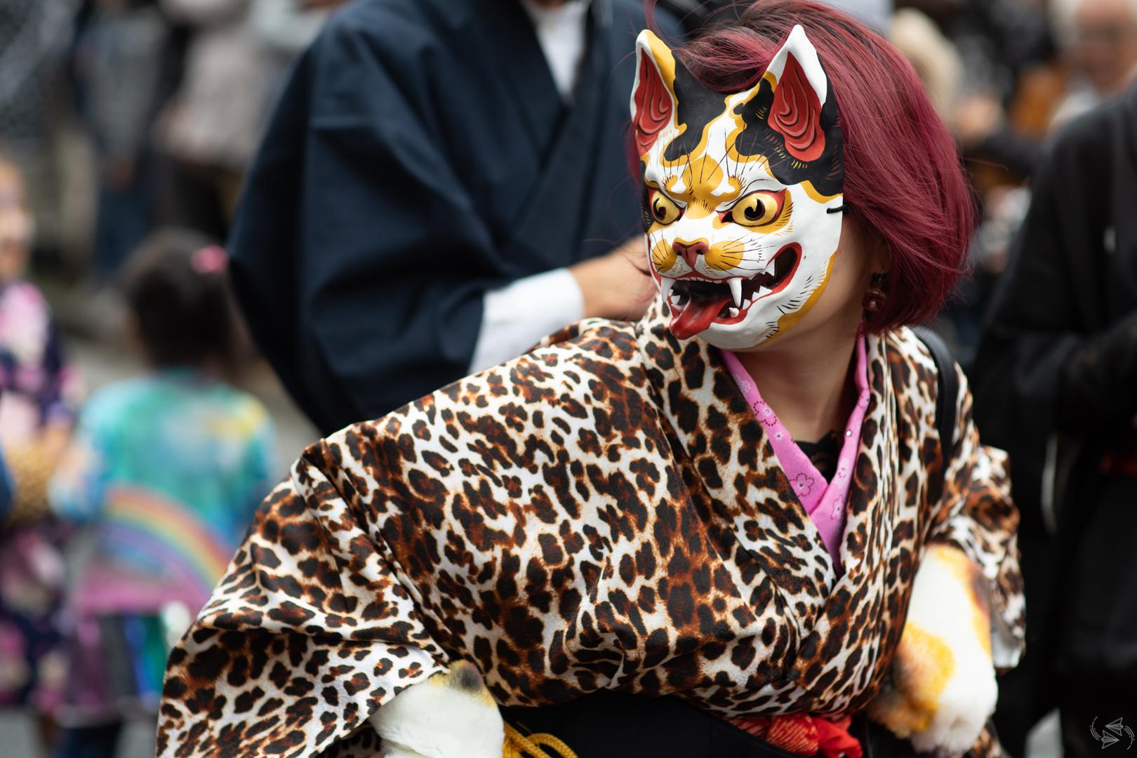 do the japanese celebrate halloween