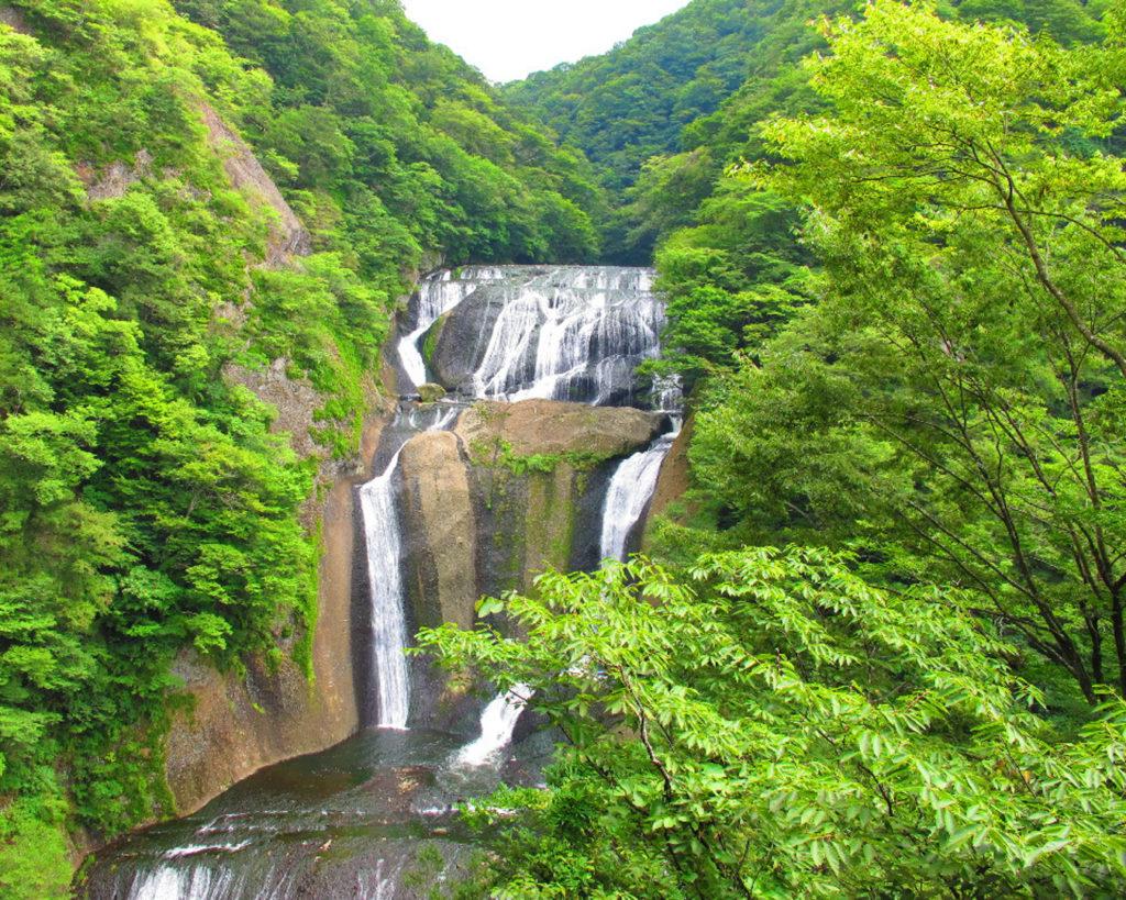 fukuroda falls ibaraki japan