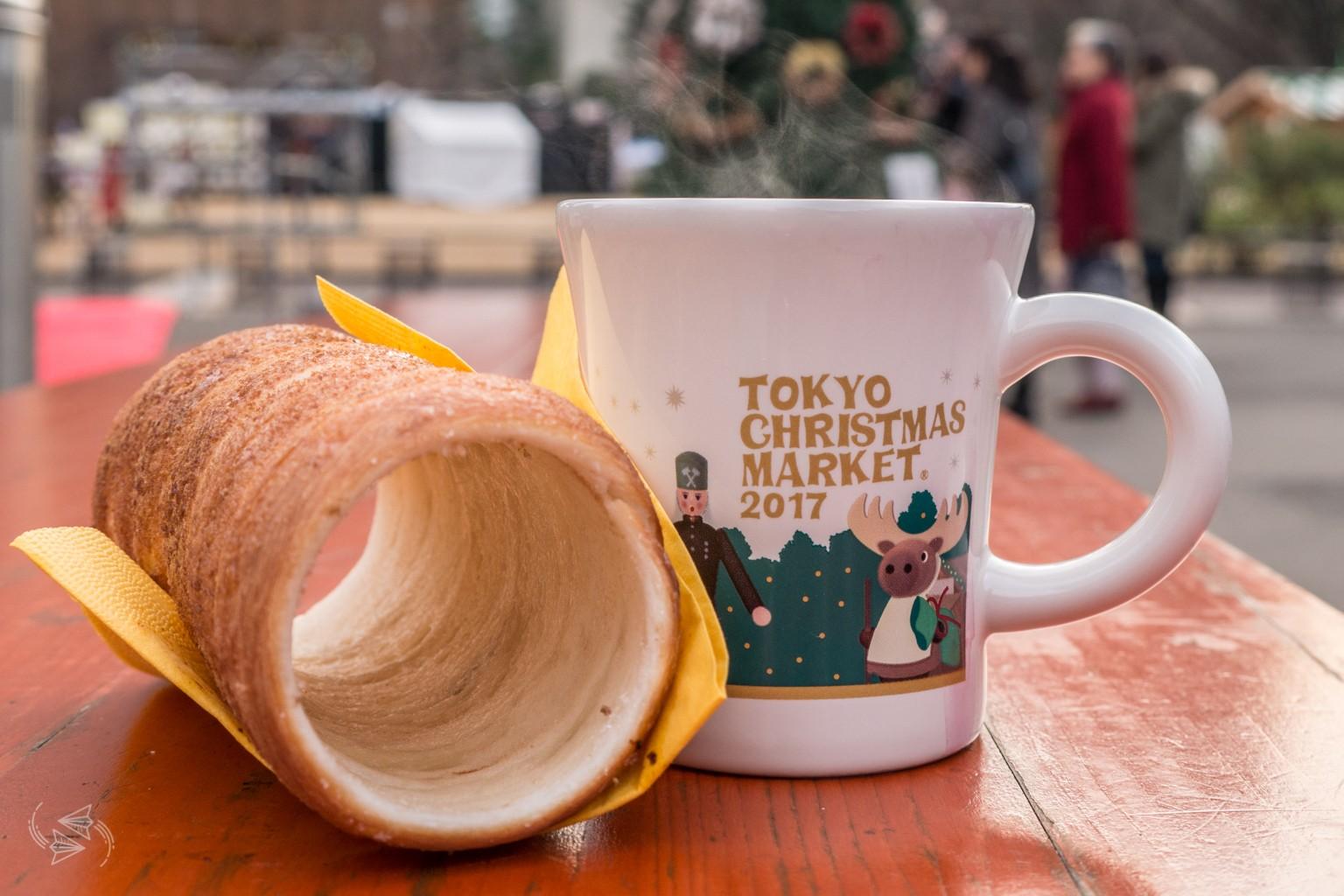 gluhwein tokyo christmas market