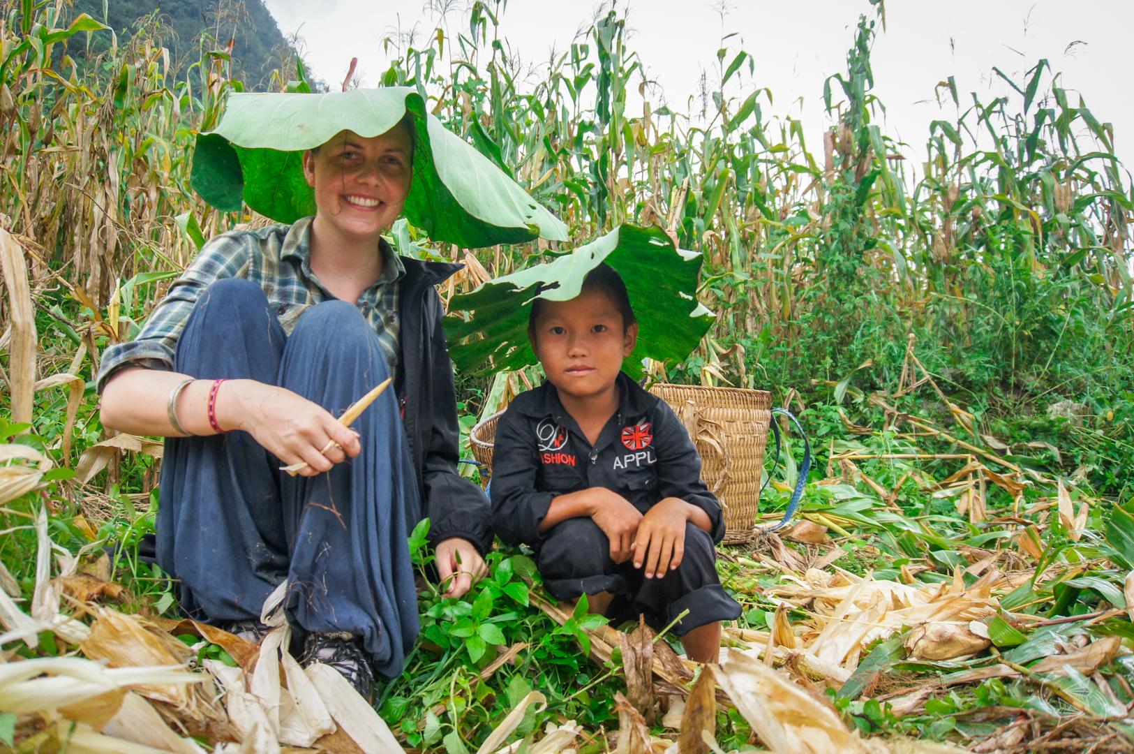 homestay sapa cornfields