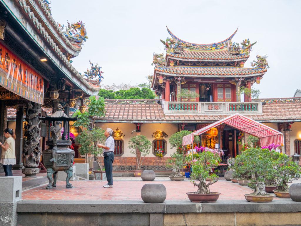 Baoan Temple Taipei