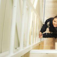 Ladder, Keret House Warsaw