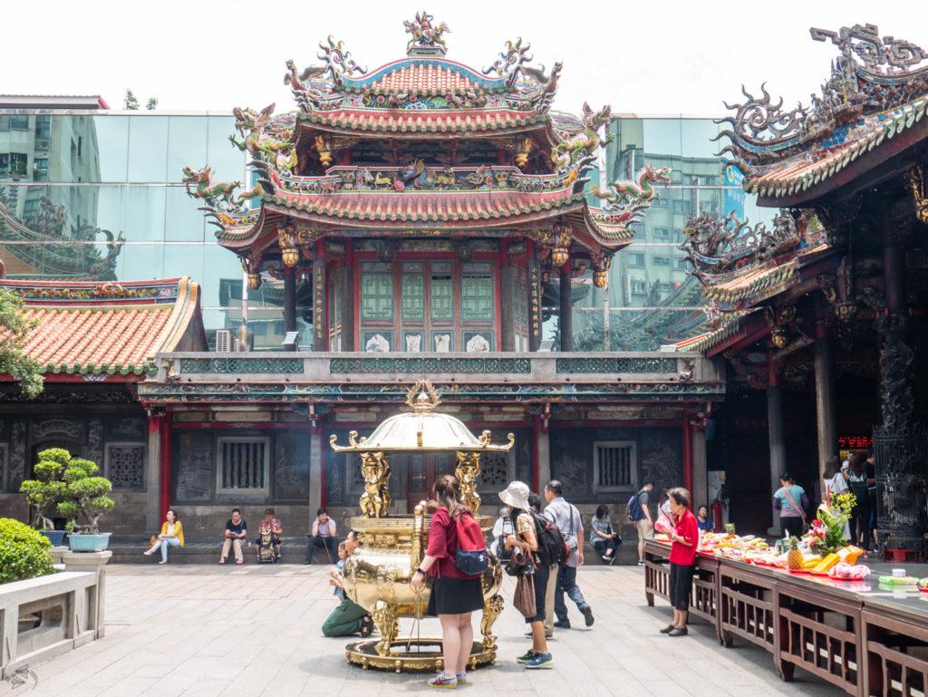 Longshan Temple Taipei, Places to Visit in Taipei