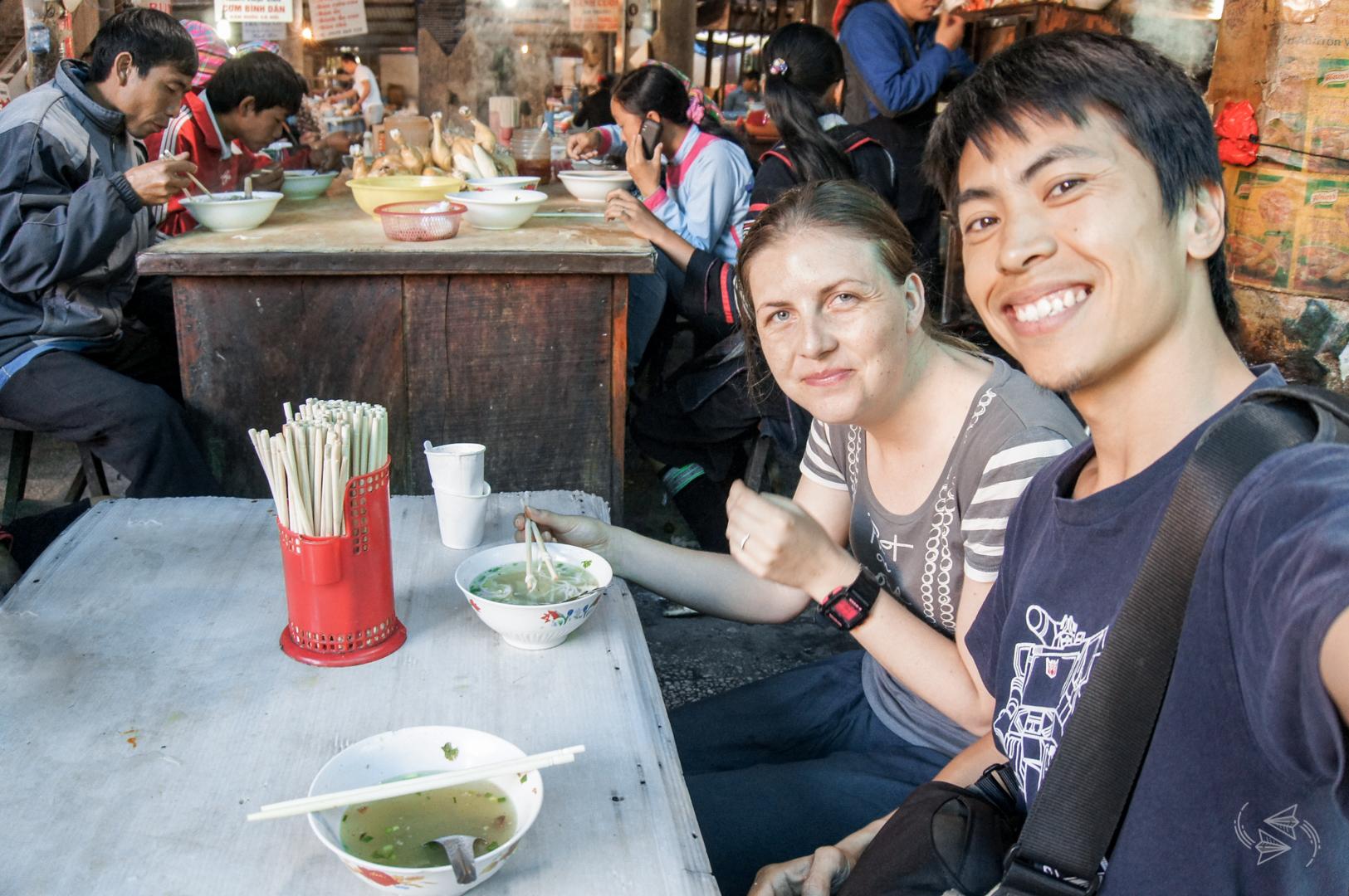 market sapa vietnam