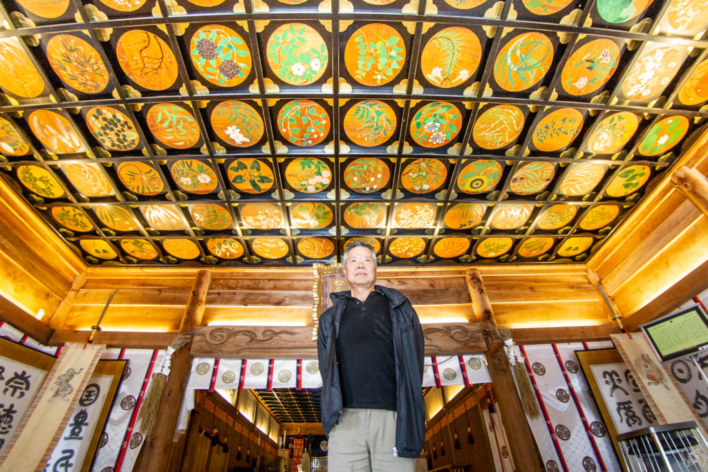 matsudaira toshogu shrine lacquerware