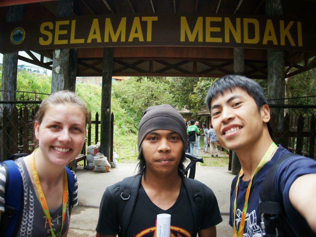 Mount Kinabalu mountain guide