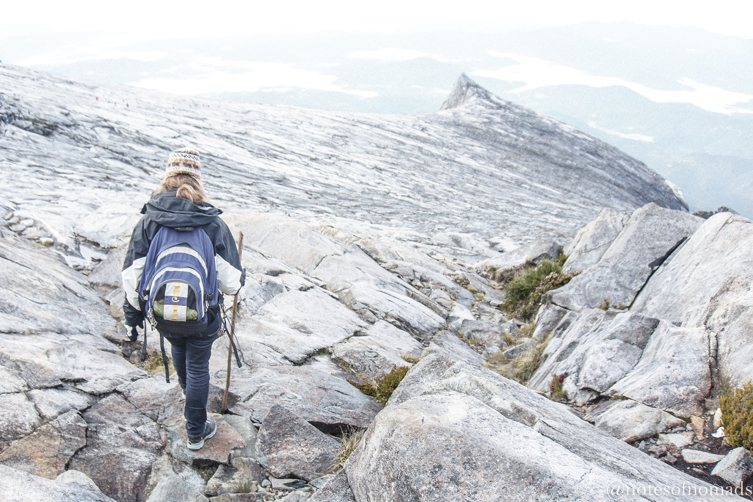 Climbing Mt. Kinabalu on a Budget