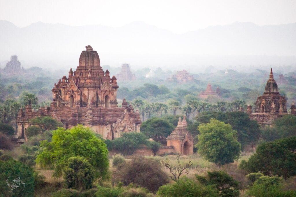 myanmar travel bagan