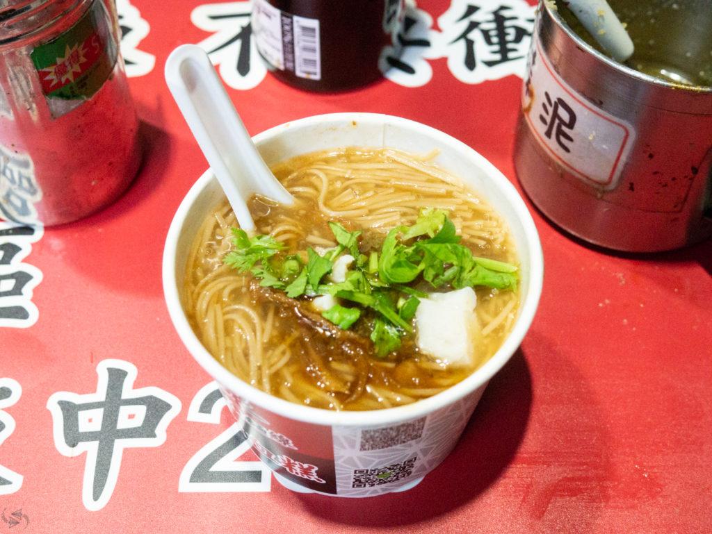 Shilin Night Market Food Taipei