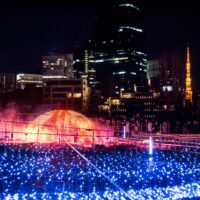 tokyo midtown starlight garden illuminations