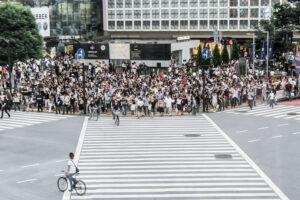 tourist behavior in japan