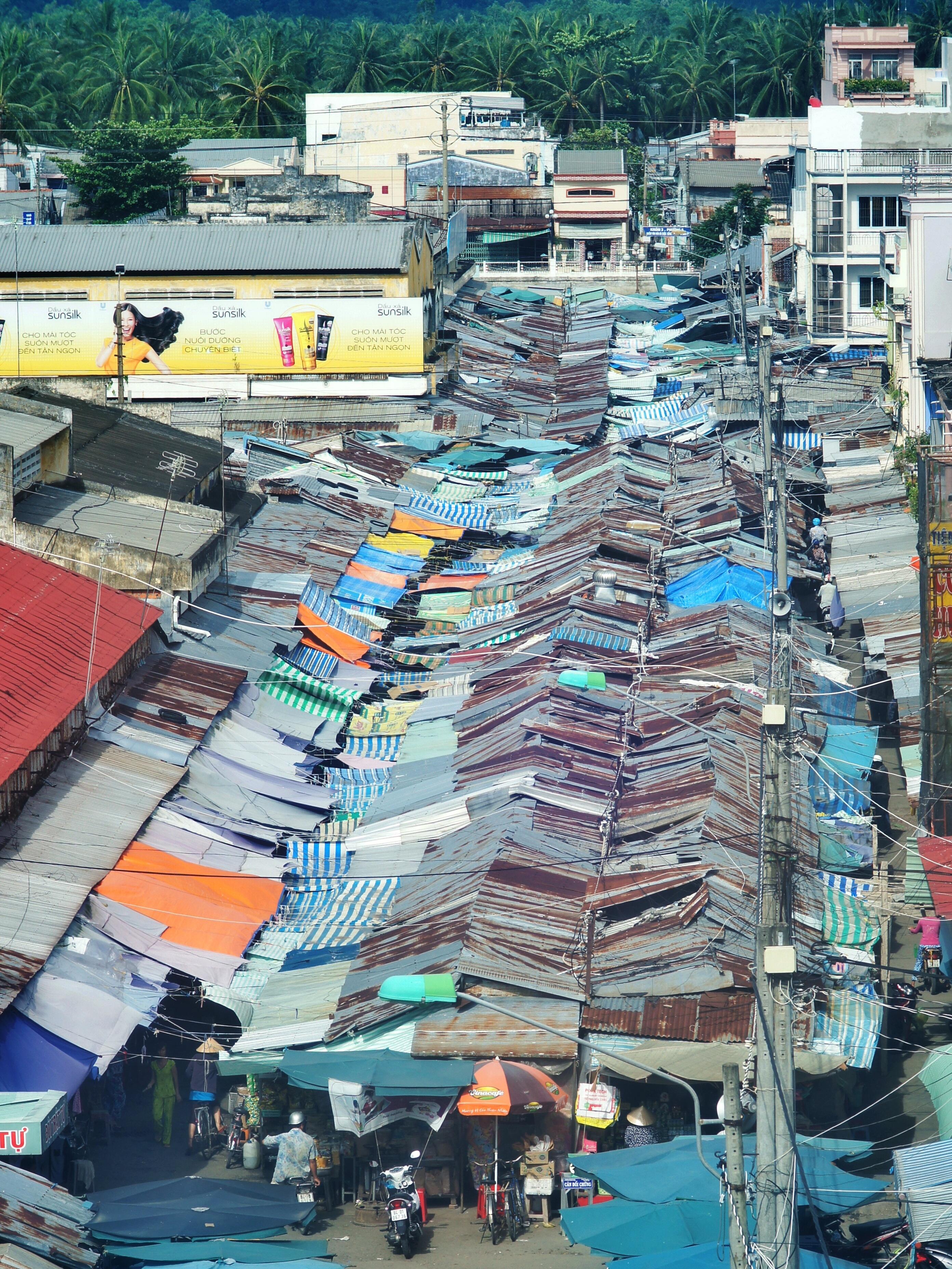 Tra Vinh Market, Vietnam